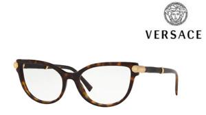 VERSACE Glasses Frames VE3270-Q 108 Havana RRP £210