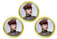 Manfred Von Richthofen Marqueurs de Balles de Golf