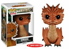 Funko POP! Movies ~ SMAUG VINYL FIGURE ~ Lord of the Rings LOTR Hobbit