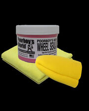 Poorboys Wheel Sealant for All Wheels with Microfibre and Finger Applicator