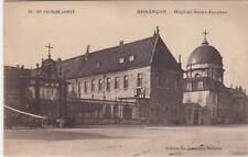 BESANCON hôpital saint-jacques