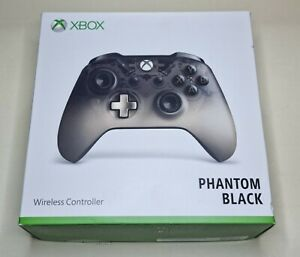 Microsoft Xbox One S Wireless Controller Phantom Black. USED