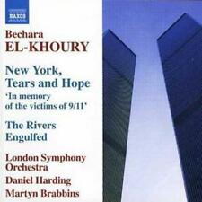Bechara El-Khoury CD NEUF New York, Tears and Hope - DANIEL HARDING MARTYN BRABB