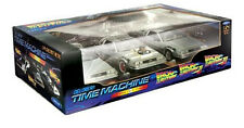 Back to the Future - 1:24 Scale Die-Cast DeLorean Trilogy Set