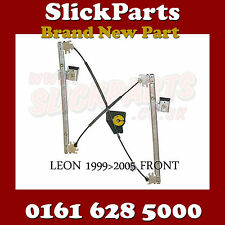 SEAT LEON WINDOW REGULATOR FRONT 1999 2000 2001 2002 2003 2004 2005 *NEW*
