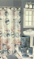 POPULAR BATH PRODUCTS  TRAVEL SHOWER CURTAIN 70 x 72 inches NEW
