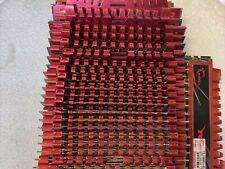LOT OF G.SKILL (25X4GB) 100GB DDR3 PC3-10600 240-Pin NON ECC LOW DENSITY DESKTOP