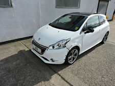13 Peugeot 208 GTi 1.6 THP Damaged Salvage Repairable