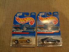 Hot Wheels assorted 2 CEVELLES 1970