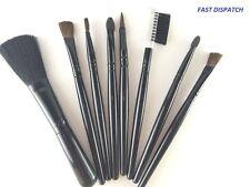 Maquillaje Cosmético De Maquillaje 8 un. Kit de viaje de arranque Esenciales Conjunto de Pinceles