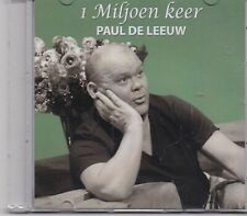 Paul De Leeuw-1 Miljoen Keer Promo cd single
