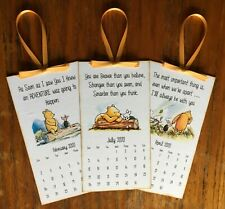 Winnie the Pooh Classic Illustrations and Quotes on 2020 Calendar Baby Gift