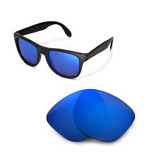 New Walleva Polarized Ice Blue Lenses For Ray-Ban Wayfarer RB4105 54mm