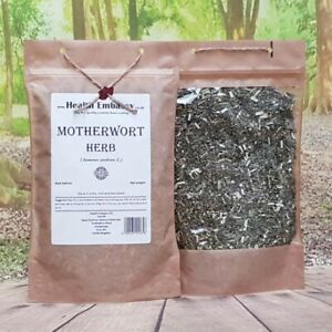 Motherwort Herb ( Leonurus cardiaca ) - Health Embassy 100% Natural