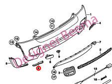 MINI R55 R56 R57 R58 R59 John Cooper Works Rear Bumper Bulkhead Trim - Left (JS)