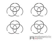4 Kolbenringe Satz / Kolbenringsatz Goetze Engine STD FIAT FSO LANCIA (1226392)