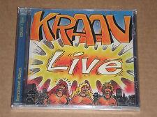 KRAAN - LIVE - CD REMASTERED SIGILLATO (SEALED)