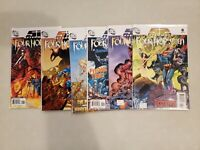 52 Aftermath The Four Horseman #1 2 3 4 5 6 complete DC Comic 1st Print 2007 VF