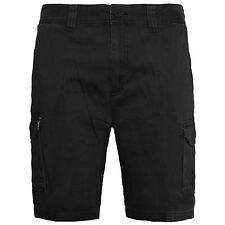 New Mens Bermuda Cotton Combat Cargo Multi Pocket Work Shorts Casual Pants