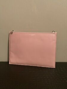 AUTHENTIC Aspinal of London clutch bag large evening party handbag