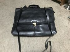 """Leather MESSENGER BAG 