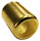 Brass Hose Ferrules for Air & Water Hose. Build or Repair your own Hoses.