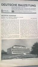 1929 29 LWL-Klinik Marl-Sinsen die Haardklinik Marl