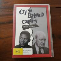 Cry, The Beloved Country DVD FREE POSTAGE WITHIN AUSTRALIA REGION 4