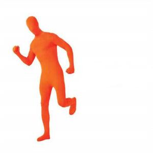 Halloween Cosplay Costume Tight Clothes Unisex Invisible Cloak Ninja Jumpsuit