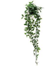 IKEA FEJKA Artificial Potted Plant Hanging Vine Basket or Shelf Decor - IN STOCK