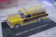 Seat 1500-support-Altaya-IXO 1:43