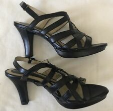 Naturalizer Delma dress Sandals in size 9W
