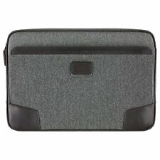 <NEW> TUMI Slim Canvas Tablet Cover for Surface Pro 3/4, Gray Brown