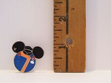 WALT DISNEY COSTUMES ICON HIDDEN MICKEY HEAD STAR TOURS 2015 TRADING PIN