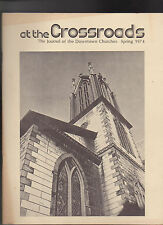 At the Crossroads Journal of Downtown Rochester NY Churches Spring 1974