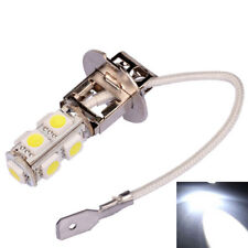 1X H3 9SMD LED Xenon White Car Auto Fog Head Driving Light Lamp Bulb 120LM 7500K