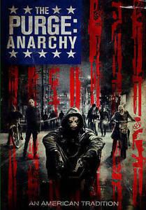 The Purge: Anarchy DVD James DeMonaco(DIR)