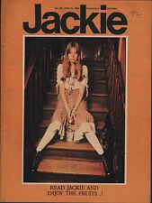 Jackie Magazine 7 June 1969 Issue No.283    Stuart Damon   The Who   Pink Floyd