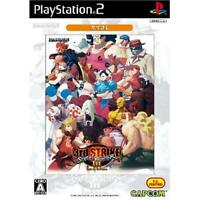 Used PS2 Street Fighter III 3rd Strike: Fight for the Future CapKore Japan Impo