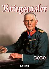 Kriegsmaler 2020 (Kalender)