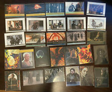55 GAME OF THRONES Misc Chase Collectors Trading Cards Various Seasons