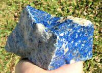 1.43 LB Lapis Lazuli Gemstones Minerals Specimens Rough (VF)
