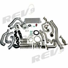 Rev9 60-1 Turbocharger Kit For 03-06 Nissan 350z / Infiniti G35 Coupe VQ35 450hp