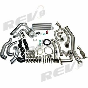 Rev9 60-1 Turbocharger Kit For 03-06 Nissan 350z / Infiniti G35 Coupe VQ35 450hp