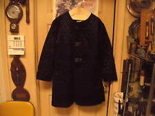 German Military Black Quilted Heavy Coat Liners, See Pictures for more Info