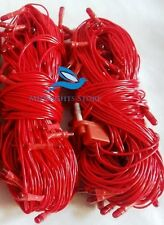 60 Feet- Set Of 2 RED Rice Ladi Decoration Lighting For Diwali