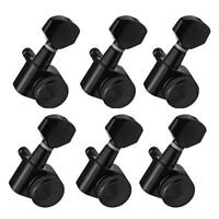 Guitar String Peg Locking Tuners Tuning Pegs Heads for Electric Acoustic Guitar