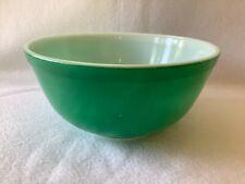 Pyrex Green Vintage # 403 Mixing/Nesting Bowl