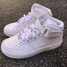air force 1 bianche alte donna