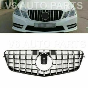 46S FRONT RADIATOR GRILLE 2009-2013 BENZ E-CLASS S212 ESTATE T-MODEL 320 350 250